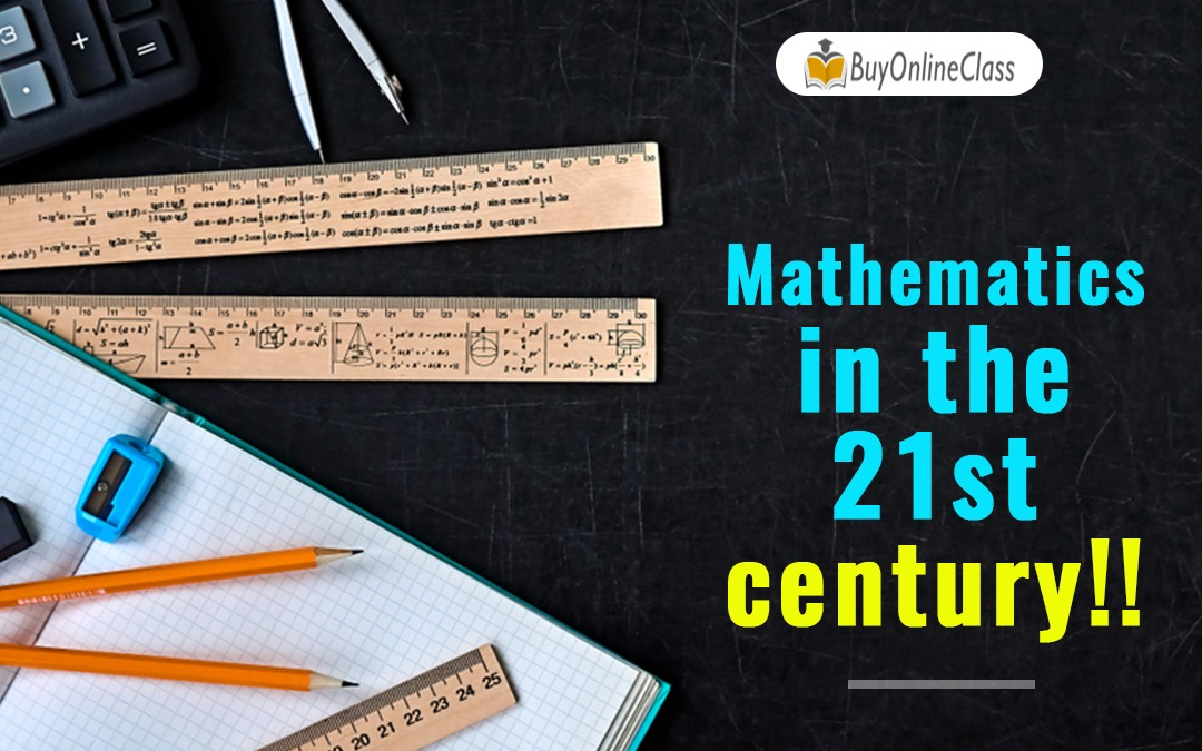 Mathematics in the 21st century!!