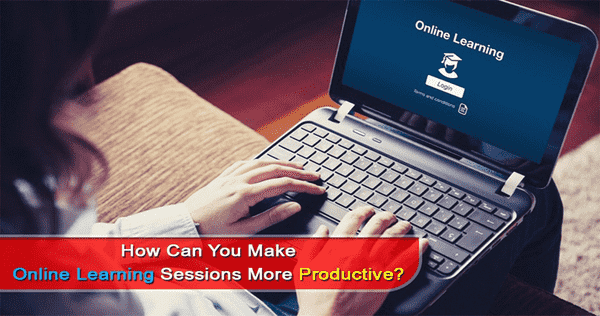 online learning sessions more productive