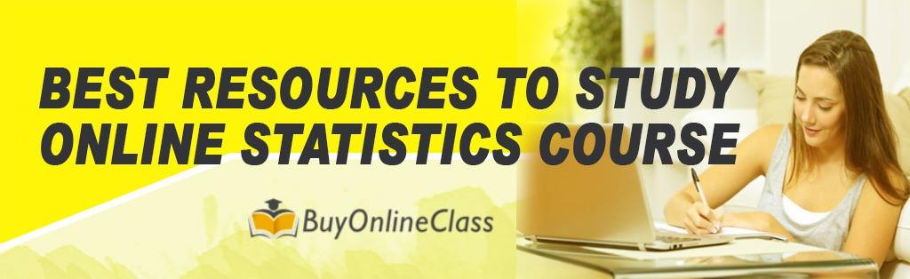 Best Resources To Study Online Statistics Course