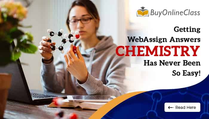 Getting Webassign Answers Chemistry Has Never Been So Easy! Read To Know More.