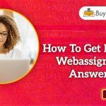 Webassign Math Answers