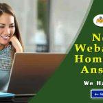 Webassign homework answers