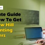 Ultimate Guide On How To Get McGraw Hill Accounting Answers